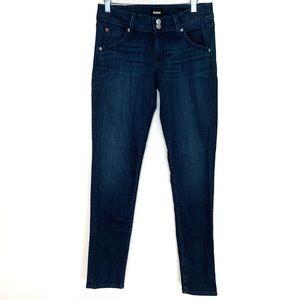 Hudson Collin Skinny Flap Pocket Denim Jeans